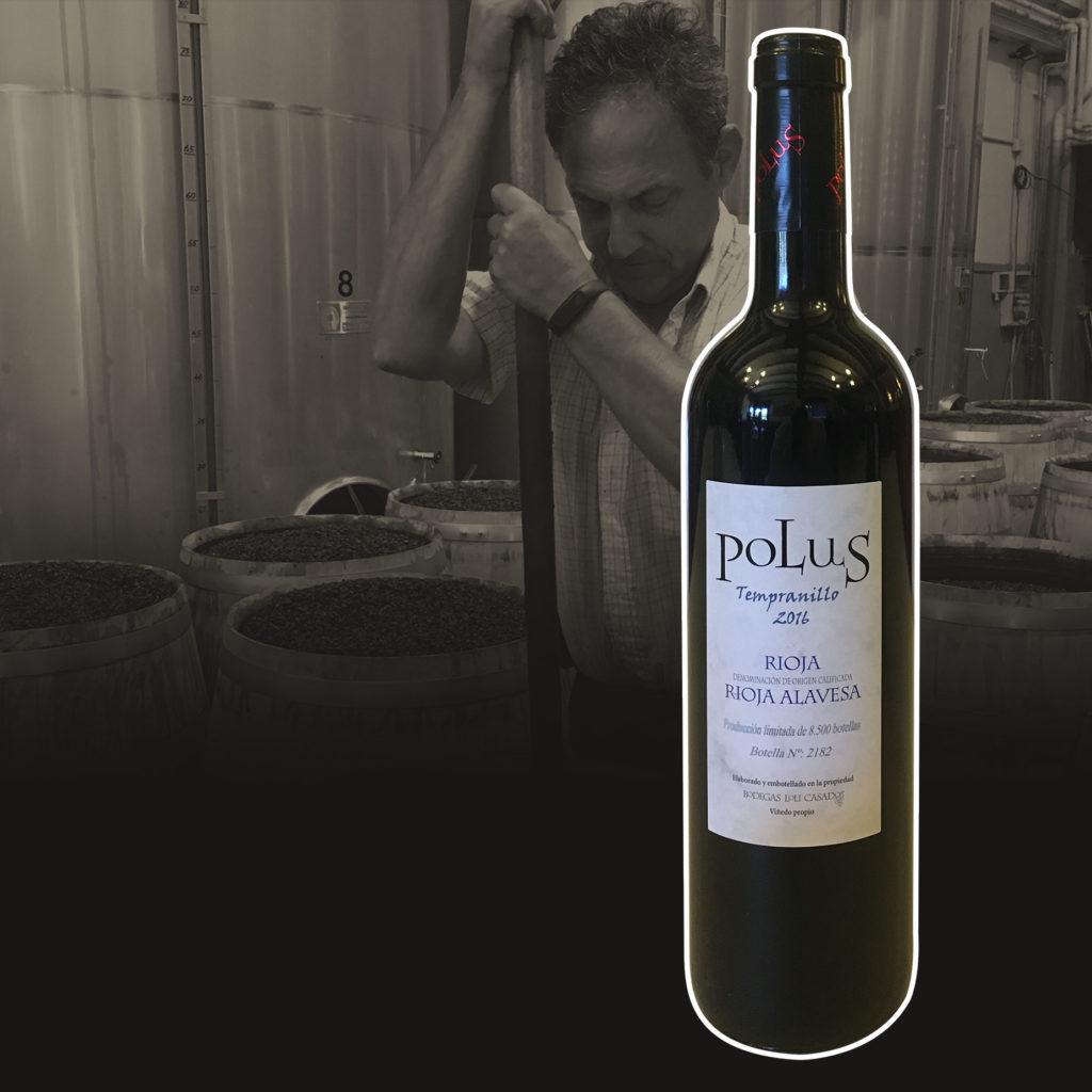Polus - Tempranillo